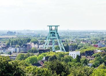 Stadtbild von Bochum*