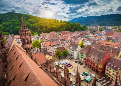 Detektei Freiburg im Breisgau
