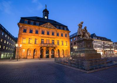 Stadtbild von Hanau*