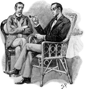 Sherlock Holmes und Dr. John Watson