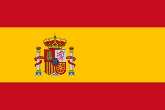 Spanien*