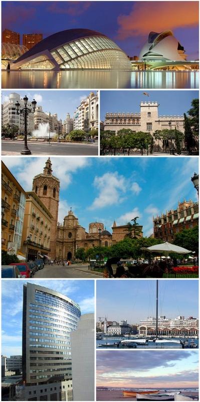 Panorama Valencia*