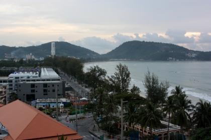 Blick über Patong / Phuket*