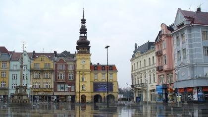 Marktplatz Ostrava*