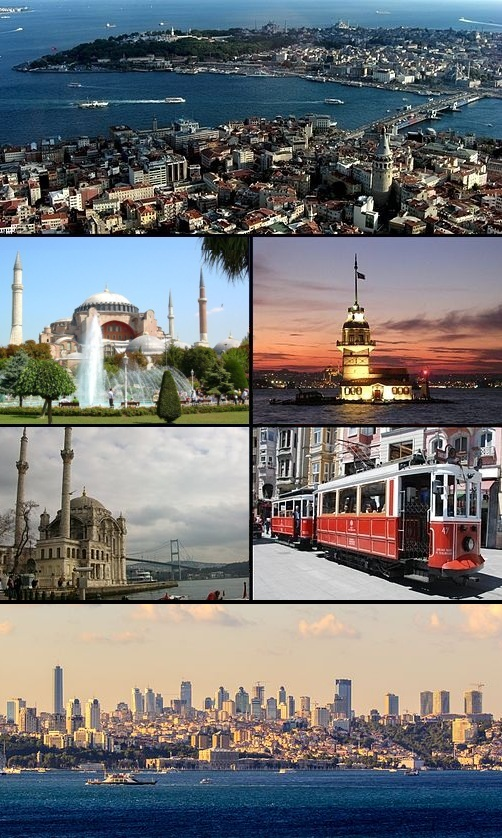Collage of Istanbul*